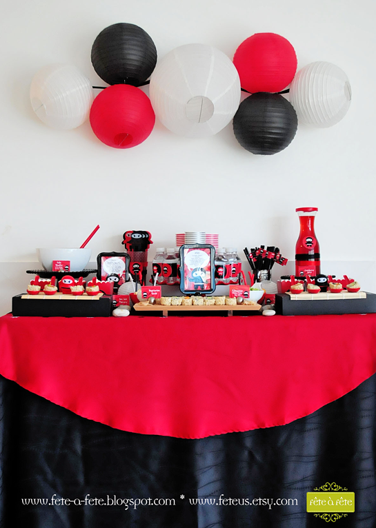 sushi-table---Ninja-Party-by-Fete-1