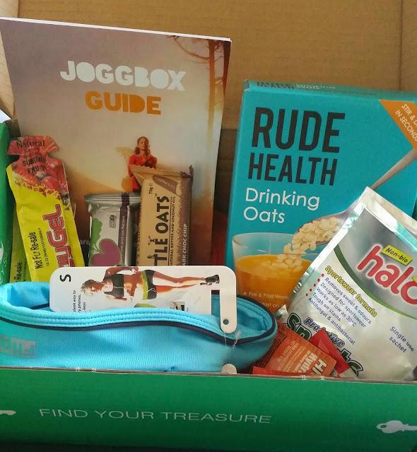 JoggBox November 2014.