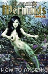 P00016 - Damsels Mermaids #1