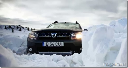 Dacia Duster 2014 13