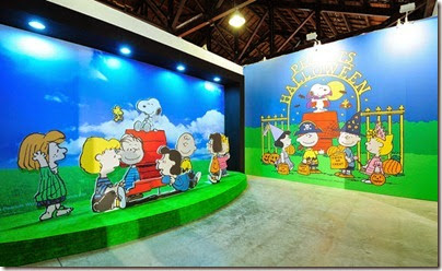 Peanuts X Taiwan - 65th Anniversary Exhibition 花生漫畫 65th周年展。史努比。臺灣 09