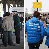 Campagne électorale discrète au marché de Garazi, plus spectaculaire sur le marché de Bayonne