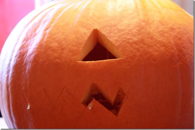 halloween gresskarutskjæring IMG_7271