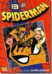 P00014 - Coleccionable Spiderman #13 (de 50)