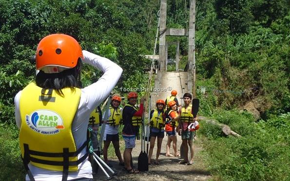 sta catalina, majayjay laguna, white water rafting, rafting