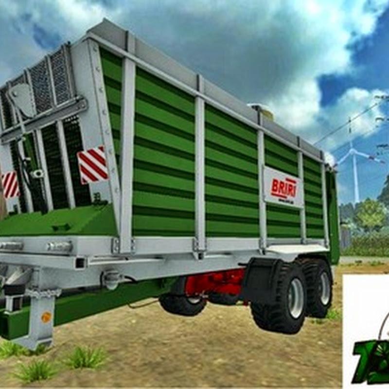 Farming simulator 2013 - Briri Silotrans 38 v 1.0