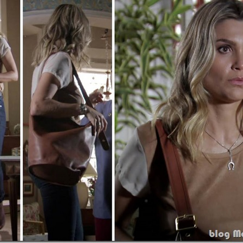 Looks do dia 12 de novembro na novela Salve Jorge