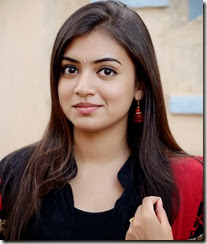 Actress Nazriya Nazim in Naiyaandi Movie Stills