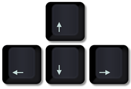 keyboard-keys-navigation