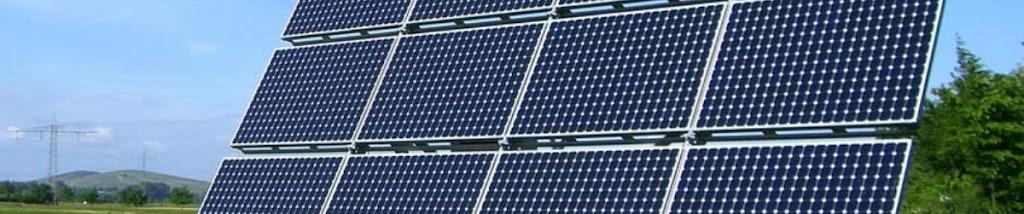 Elproduktion fra solceller
