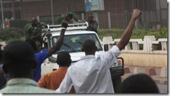 Coup in Mali