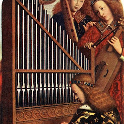 013 tríptico de San Bavón en Gante Ángeles músicos.jpg