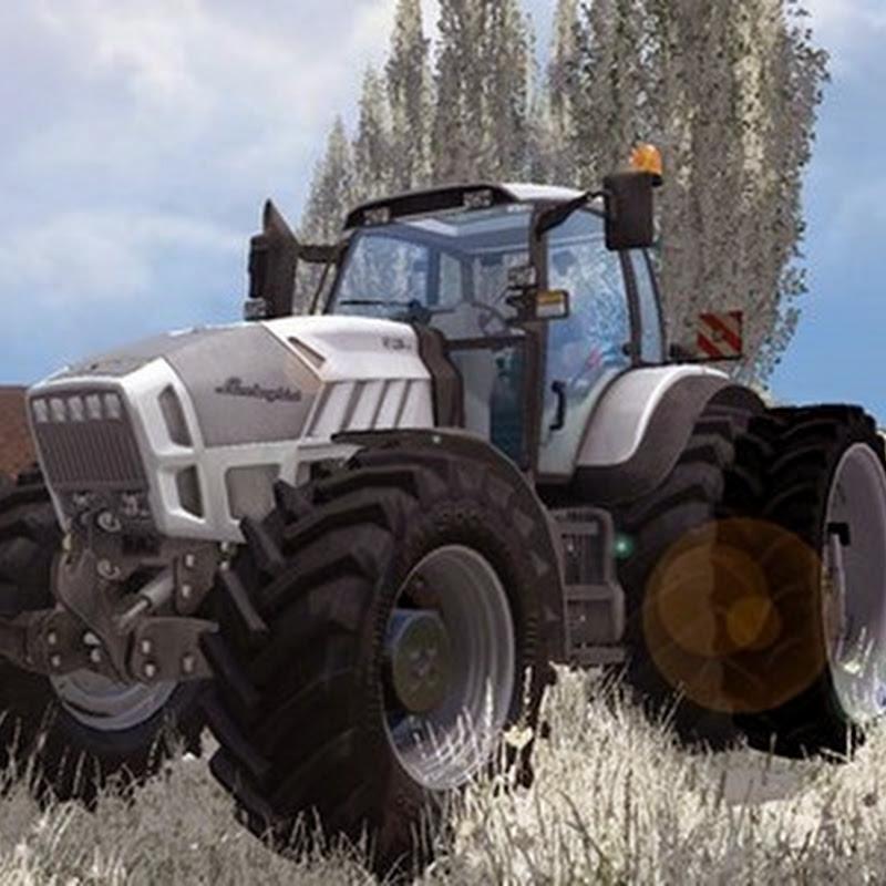 Farming simulator 2015 - Lamborghini R7 220 v 4.0