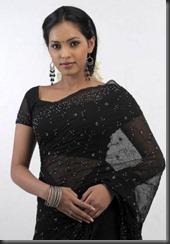 shammu in saree_hot