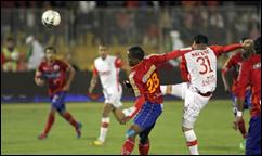 Independiente Santa Fe vs Deportivo Pasto,