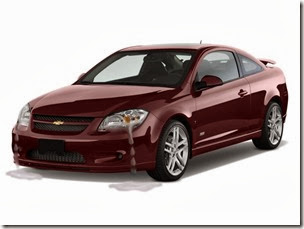 2009-Chevrolet-Cobalt-SS-Turbocharged-Front-View