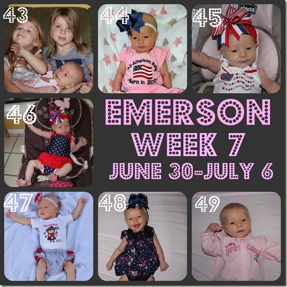 Emerson Week 7