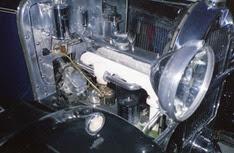 1985.10.05-058.34 moteur Talbot M672 coach 11 CV 1929