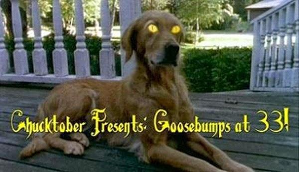 Goosebumps TV shows
