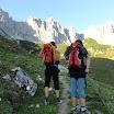 Klettern im Kaiser am 21.10.2012 - Tourenbegleiter Gerhard Schachtner
