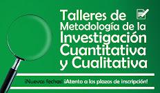 Participa de los talleres de metodología cualitativa (nuevas fechas)