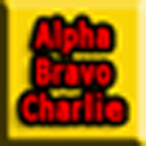 NATO Phonetic Alphabet LOGO-APP點子