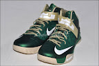 nike zoom soldier 6 pe svsm away 5 04 Nike Zoom LeBron Soldier VI Version No. 5   Home Alternate PE