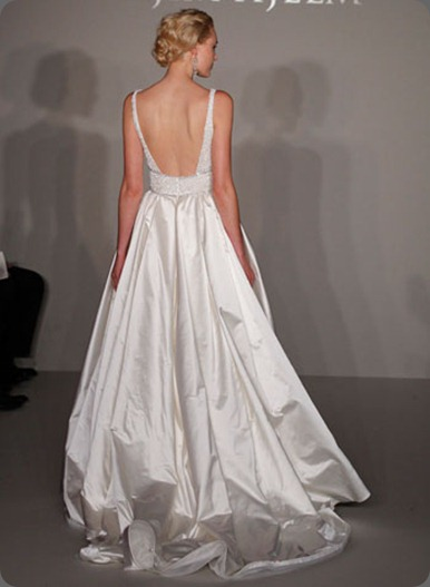 wedding dress8203_x1 JIM HJELM BRIDAL GOWNS, WEDDING DRESSES STYLE JH8203