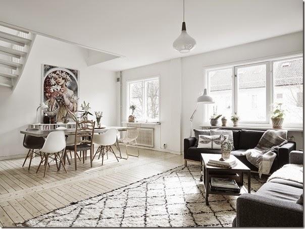 case e interni - stile scandinavo - urban chic - bianco (8)