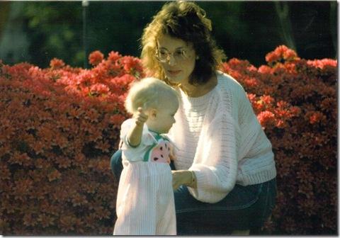 Mandy & Aunt Charlene