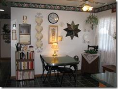vintage table 013