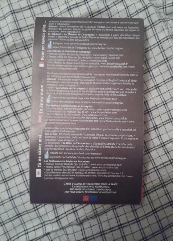 Armanhac document de promocion