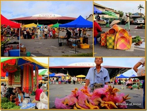Pasar Sentral, Sarikei