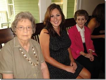 20. Joyce, Lorin and Mamaw 9-17-11