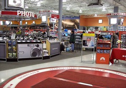 electronic stores