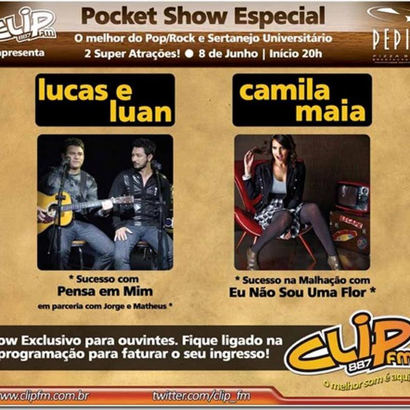 Programe-se: Pocket Show Especial na Pepi's