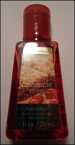 PocketBac Cranapple Crisp