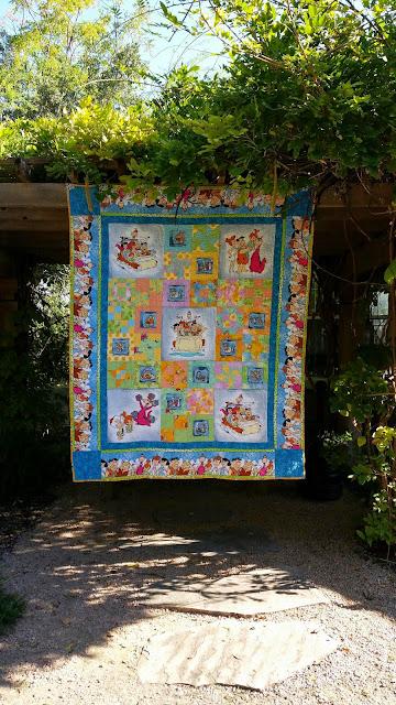 Flintstone's quilt