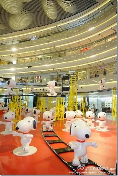 Snoopy Peanuts 65th Anniversary Shanghai Exhibition 史努比·花生漫畫65周年變.變.變.藝術展 22