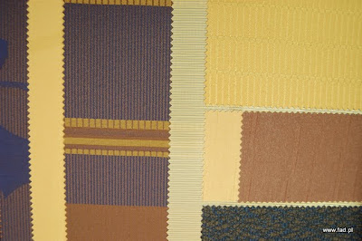 Ekskluzywne tkaniny kontraktowe, trudnopalne. Na zasłony, firanki, poduszki, dekoracje, meblowe, zaciemniające.
