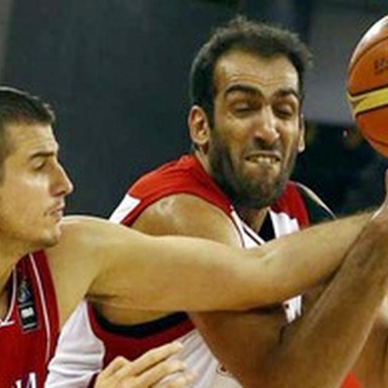 Copa del Mundo de Basquetball España 2014: Serbia sufre pero gana a un buen equipo iraní.