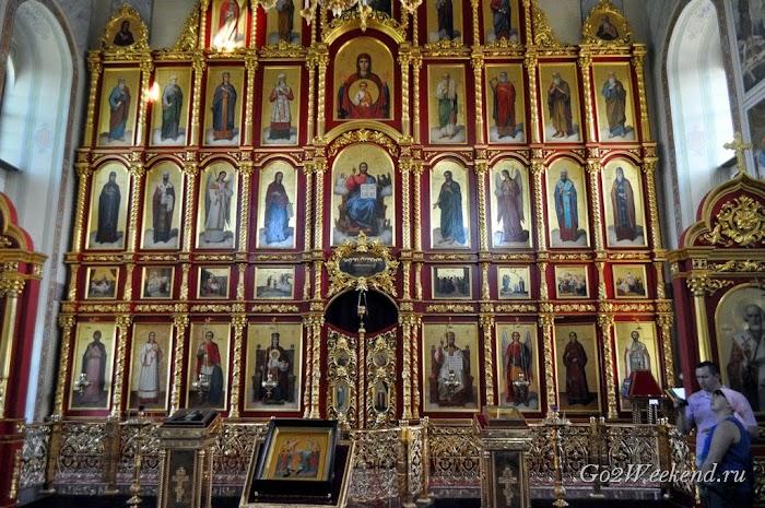 Церковь Михаила Архангелаg