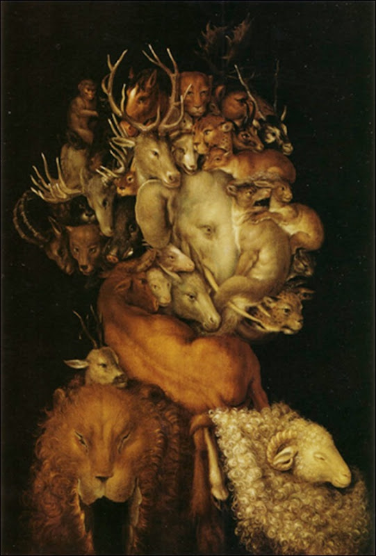 Giuseppe-Arcimboldo-The-Earth