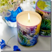 Designers Guild Summer Flowers Candle