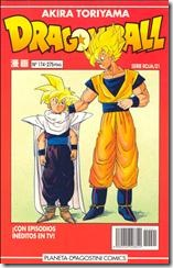 P00163 - Dragon Ball Nº174 por Rod