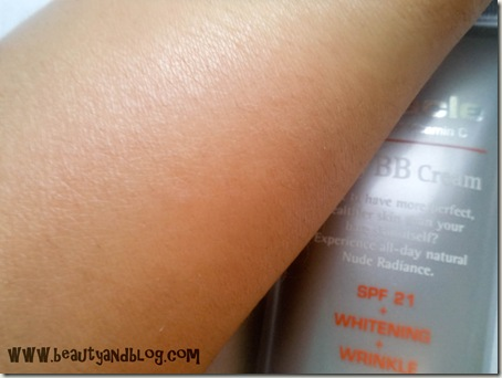 Ciracle Shiny BB Cream Review & How To Apply BB Cream