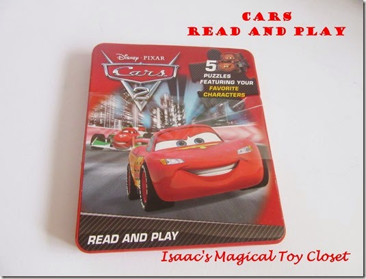 cars read and play