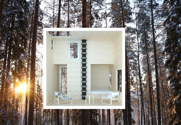 tree hotel by tham & videgard arkitekter 5