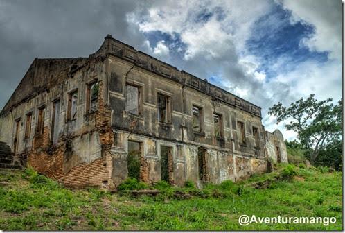 Ruínas do Engenho Cruzeiro - Ceará-Mirim