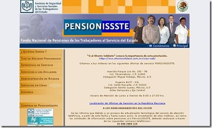 afore pension issste requisitos sar